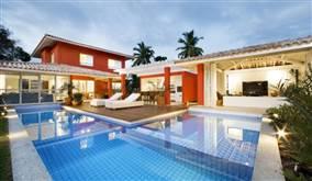 Imóveis Em Costa do Sauípe - Casa Luxuosas Com Excelentes Comodidades